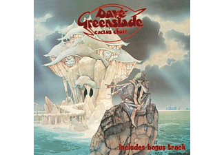 Dave Greenslade - Cactus Choir [CD]