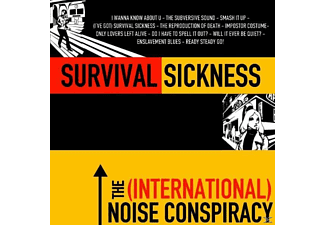 The International Noise Conspiracy - Survival Sickness - (CD)