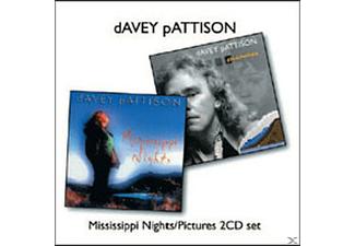 David Pattison - Mississippi Nights/Pictures - (CD)