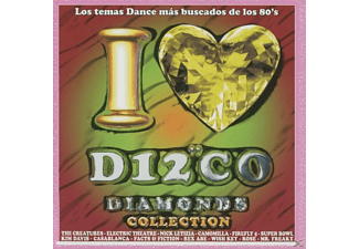 VARIOUS - I Love Disco Diamonds Vol.49 - (CD)