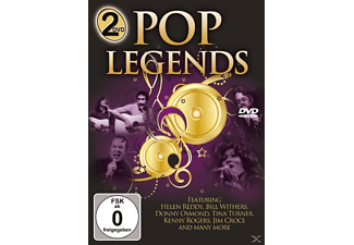 VARIOUS - Pop Legends - (DVD)