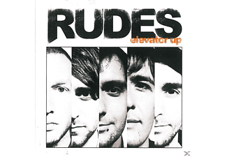 The Rudes - Elevator Up - (CD)