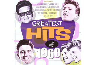 VARIOUS - Greatest Hits Of 1960 [CD]