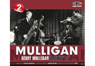 Gerry Mulligan - Mulligan-Blowin' Up - (CD)