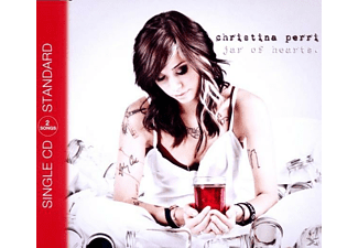 Christina Perri - Jar Of Hearts (2track) [5 Zoll Single CD (2-Track)]