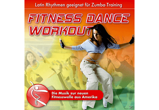 Sumbadia - Fitness Dance Combo - Fitnessdance Latinmusik Geeignet F.Zumba Training - (CD)