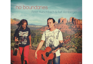 Peter Autschbach, Ralf Illenberger - No Boundaries - (CD)
