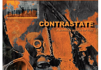 Contrastate - A Breeding Ground For Flies - (CD)