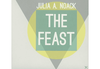 Julia A. Noack - The Feast [CD]