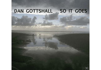 Dan Gottshall - So It Goes - (CD)