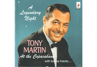 Tony Martin - A Legendary Night [CD]