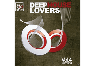 VARIOUS - Deephouse Lovers Vol.4 - (CD)