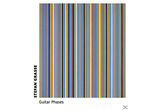 Stefan Grasse - Guitar Phases - (CD)