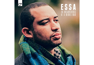 Essa - The Misadventures Of A Middle Man - (Vinyl)