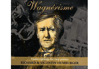 Humburger,Richard/Humburger,Valentin - Wagnerisme - (CD)