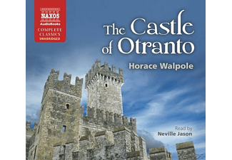 The Castle of Otranto - 4 CD - Hörbuch