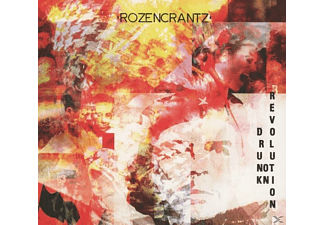 Rozencrantz - Drunk On Revolution - (CD)