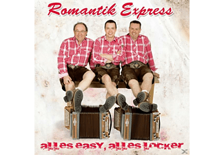 Romantik Express - Alles Easy, Alles Locker [CD]