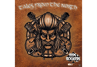 VARIOUS - Teds & Rockers Inc.Vol.1-Tales From The North [CD]