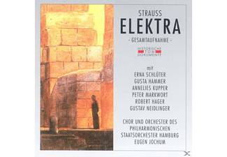 ORCH.D.PHILHARM.STAAT - Elektra [CD]