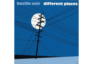 Bazille Noir - different places - (CD)
