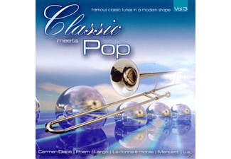 VARIOUS - Classic Meets Pop Vol.3 [CD]