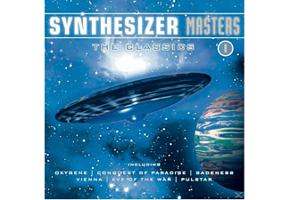 VARIOUS - Synthesizer Masters Vol.1 - (CD)