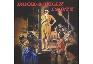 VARIOUS - Rock-A-Billy Party - (CD)