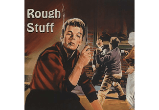 VARIOUS - Rough Stuff - (CD)