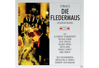 VARIOUS - Die Fledermaus - (CD)