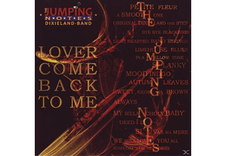 The Jumping Notes Dixieland-band - Lover Come Back To Me - (CD)