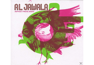 Äl Jawala - Asphalt Pirate Radio - (CD)