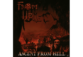 From Hell - Ascent From Hell [CD]