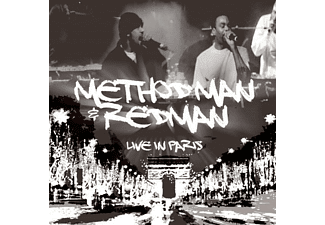Redman, Method Man & Redman - Live In Paris - (CD)