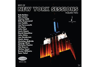 VARIOUS - BEST OF NEW YORK SESSIONS 2 [CD]