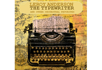 Leroy Anderson - The Typewriter - (CD)