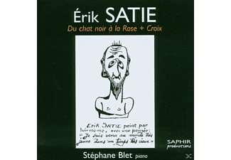Blet Stephane - Du Chat Noir A La Rose+Croix - (CD)