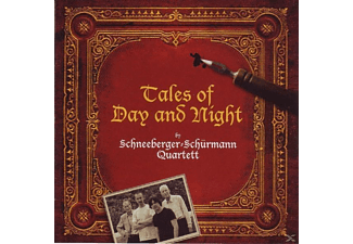 Schneeberger-schürmann Quartett - Tales Of Day And Night [CD]