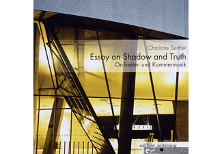 Ensemble Modern, VARIOUS, Jackson, Himmelheber, De Roo - Essay On Shadow And Truth [CD]