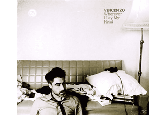 Vincenzo - Wherever I Lay My Head - (CD)