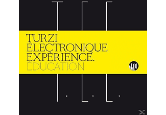 Turzi - Turzi Electronique Experience - (CD)