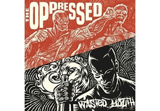 The/wasted Youth Oppressed - 2 Generations-1 Message (Split) [Vinyl]
