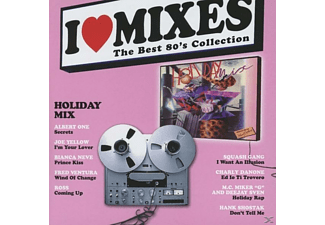 VARIOUS - I Love Mixes Vol.4 - (CD)