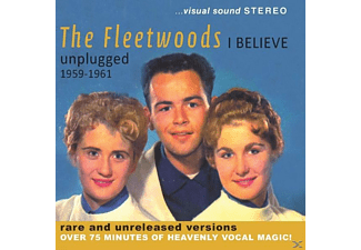 The Fleetwoods - I Believe-Unplugged 1959-1961 [CD]