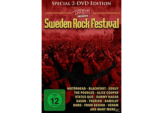 VARIOUS - Sweden Rock Festival - (DVD)
