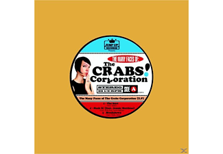 The Crabs Corporation - The Many Faces Of - (EP (analog))