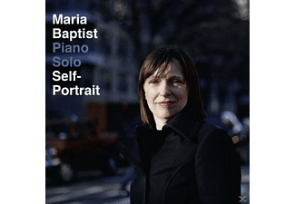 Maria Baptist - Self-Portrait (Piano Solo) [CD]