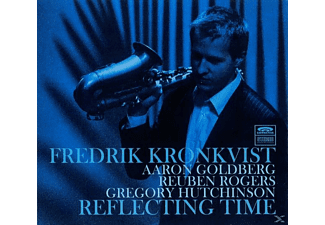 Fredrik Kronkvist - Reflecting Time [CD]