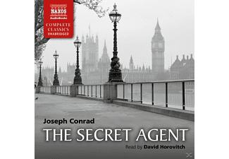 The Secret Agent - 9 CD - Hörbuch