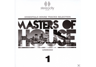 VARIOUS - Masters Of House [CD]